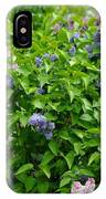 Lilac Heaven IPhone Case