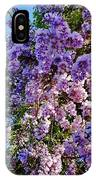 Lilac Tree IPhone Case