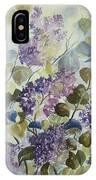 Lilacs IPhone X Case