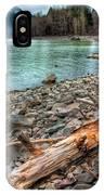 Lillooet Lake IPhone Case