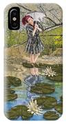 Lilly Pad Lane IPhone Case