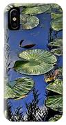 Lilly Pond IPhone Case
