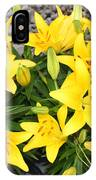 Lily Gathering IPhone Case
