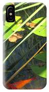 Lily Pads 2 IPhone Case
