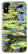 Lily Pads In The Swamp IPhone Case