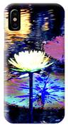 Lily Pond Fantasy IPhone Case