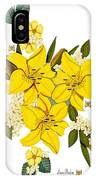 Lily Triplets IPhone Case