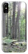 Limerick Fern Understory IPhone Case