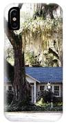 Large Limerock House IPhone Case