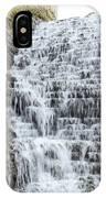 Limestone Falls 2 IPhone Case