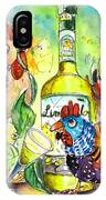 Limoncello Di Sicilia IPhone Case