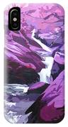 Limpy Creek IPhone X Case