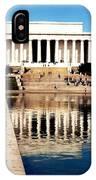 Lincoln Memorial IPhone Case