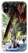 Lincoln Road In Miami Beach IPhone Case