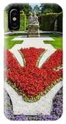 Linderhof Palace Gardens - Bavaria - Germany IPhone Case