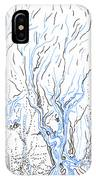 Line Forest IPhone Case