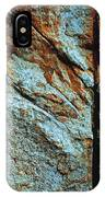 Line In The Rock IPhone Case