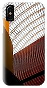 Lines And Light IPhone Case