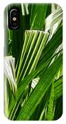 Lines Of Nature IPhone Case
