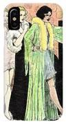 Lingerie Ladies IPhone Case