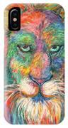 Lion Explosion IPhone Case