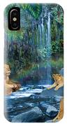 Lion Falls IPhone Case