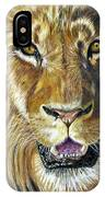 Lion King IPhone Case