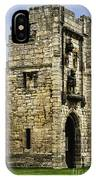 Lion Tower IPhone Case