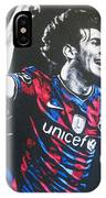 Lionel Messi - Barceona Fc 2  IPhone Case