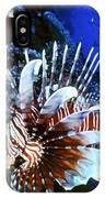 Lionfish 4 IPhone Case