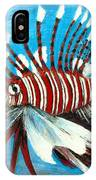 Lionfish IIi IPhone Case