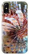 Lionfish IPhone Case