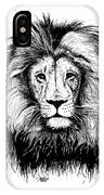 Lionking IPhone Case