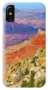 Lipan Point View On East Side Of South Rim Of Grand Canyon-arizona   IPhone Case