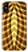 Liquid Gold 1 IPhone Case