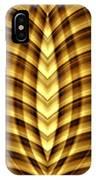 Liquid Gold 3 IPhone Case