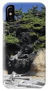 Den Of The Coastal Bigfoot IPhone Case