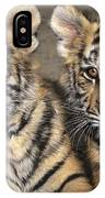 Little Angels Bengal Tigers Endangered Wildlife Rescue IPhone Case
