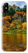 Little Beaver Creek Bend IPhone Case