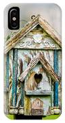 Little Birdhouse IPhone Case