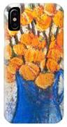 Little Blue Jug IPhone Case