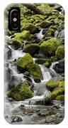 Little Cascades IPhone Case