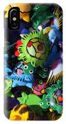Little Critters Playa Del Carmen Mexico IPhone Case