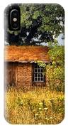 Little House On The Prairie IPhone Case