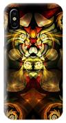 Little Lion - If You're Watching From A Distance IPhone Case