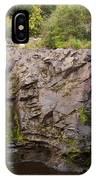 Little Manitou Falls Autumn 2 IPhone Case