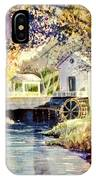 Little Mill IPhone Case