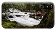 Little Pigeon River In The Smokies IPhone Case