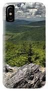 Little Pinnacle Grayson Highlands Va IPhone Case