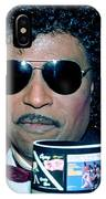 Little Richard 1989 IPhone Case